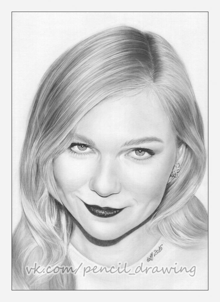 Kirsten Dunst por dkk2508
